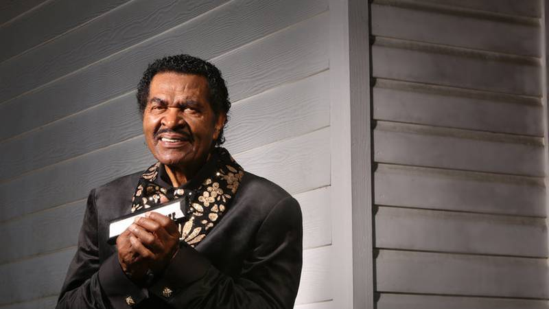 Bobby Rush at the Mississippi Agriculture and Forestry Museum, 1150 Lakeland DriveJackson,...