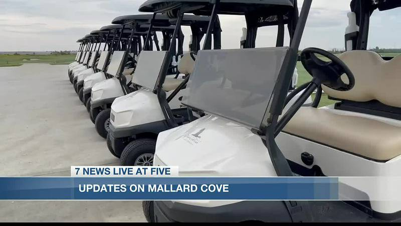 The architect of Mallard Cove, Jeff Blume, told us a lot of work went into this project.
