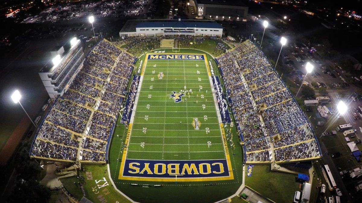 McNeese's Cowboy Stadium