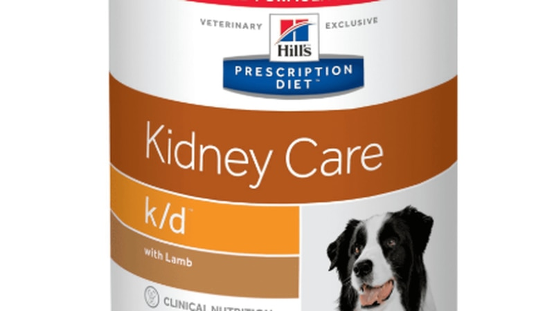 Dog canned food recall