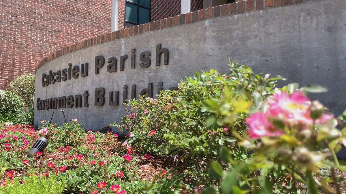Lake Charles and Calcasieu Parish offices reopen