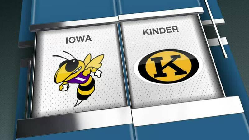 TDL Week 2: Iowa 41 Kinder 18