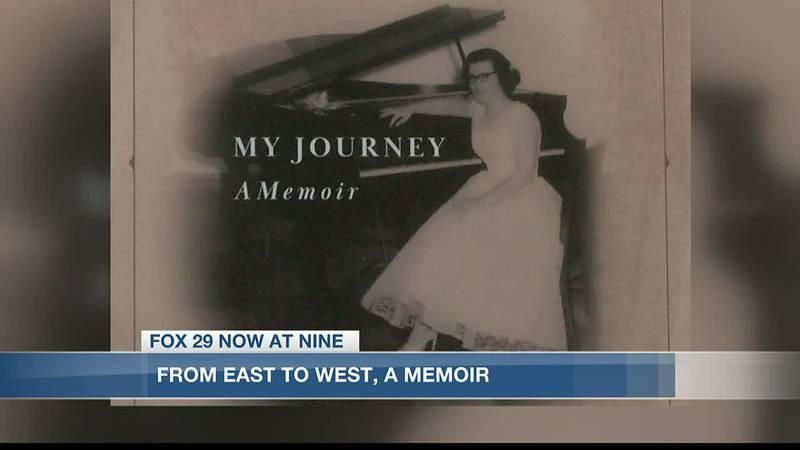 91-year-old Lake Charles woman writes memoir
