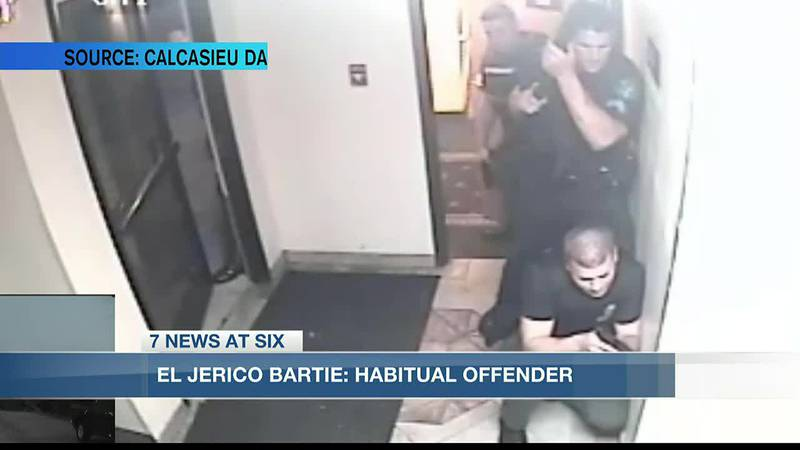 Motel surveillance video provided powerful evidence presented to the jury.