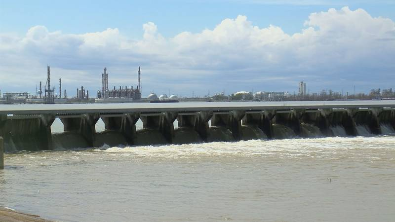 The Bonnet Carre Spillway is expected to close after being open for weeks.
