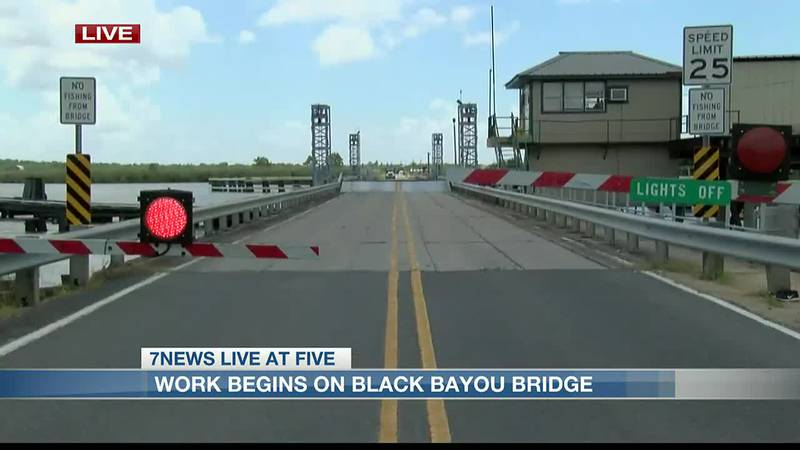 There will be a scheduled two-week closure on the bridge starting Monday, July 19, and it is...