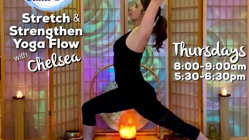 Right now, yoga classes are taking place every Thursday from 8 a.m. to 9 a.m. and 5:30 p.m. to...
