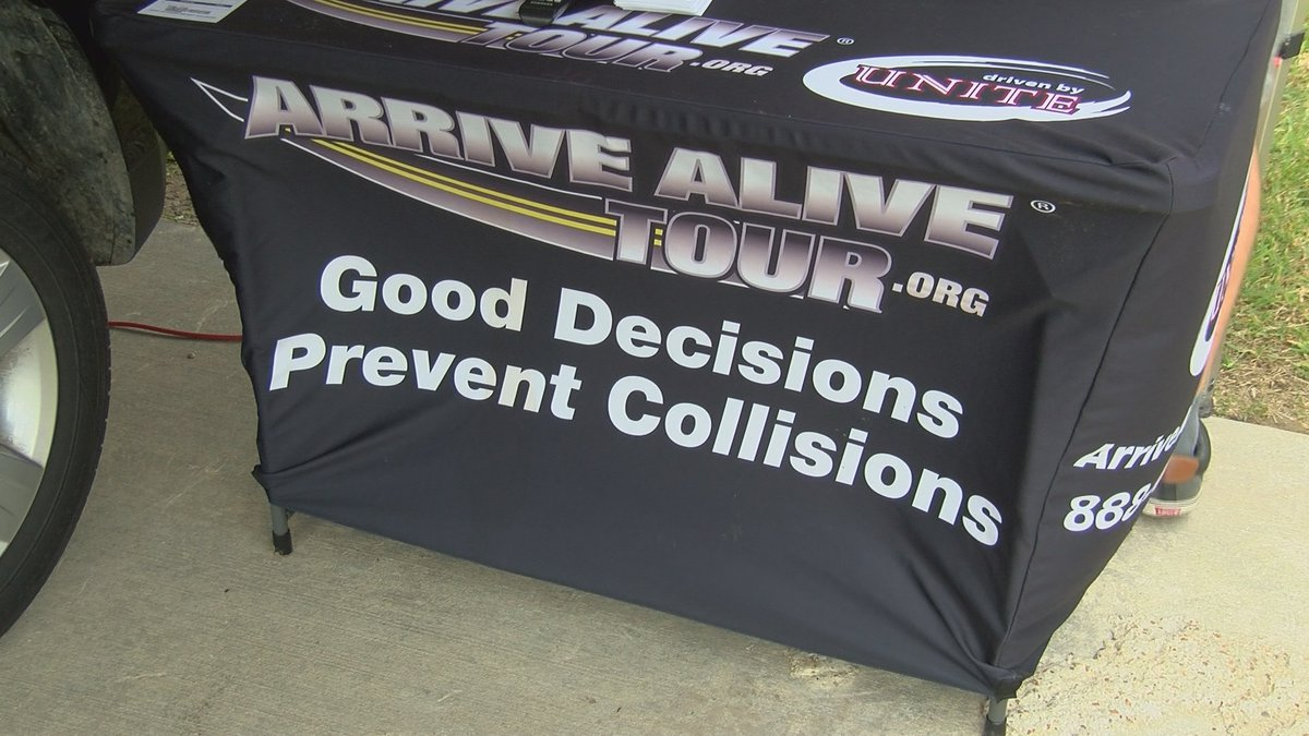 Group travels nation to promote safe driving practices