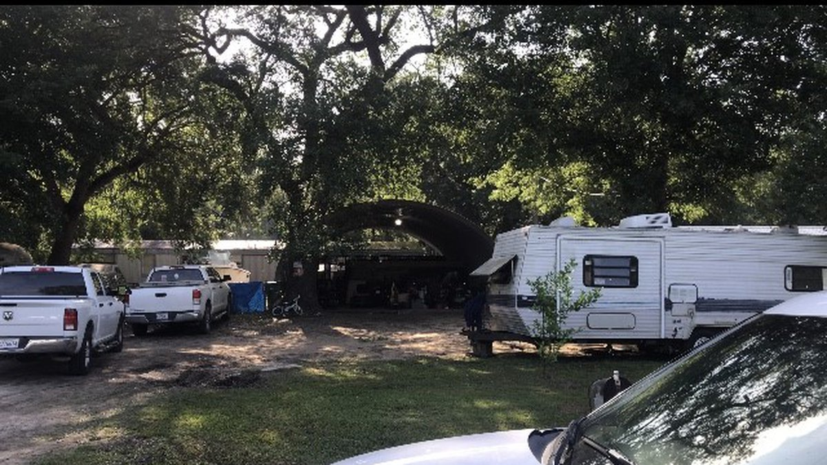 Chief Deputy Stitch Guillory said deputies were on Marsalise Drive serving an arrest warrant...