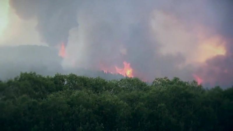 Firefighters brace for what's shaping up to be a brutal wildfire season.