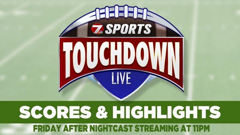 KPLC 7 News Touchdown Live Week 2