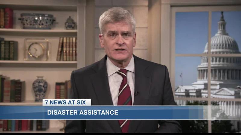 Sen. Cassidy on disaster relief assistance