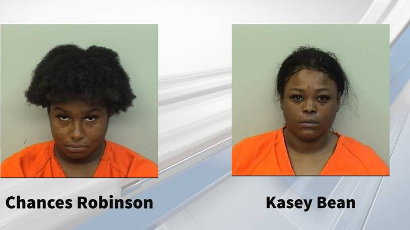 Two Beaumont women accused of theft in Louisiana and Texas