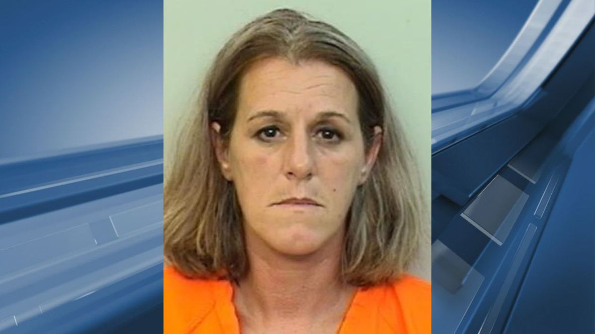 Rebecca Johnson, a Cajun Navy volunteer, has been arrested for filing or maintaining false...