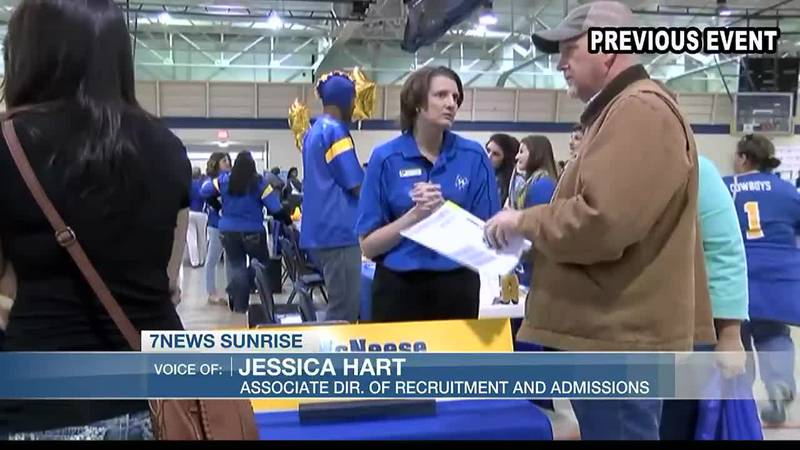 McNeese University holds Preview Day on Sept. 25