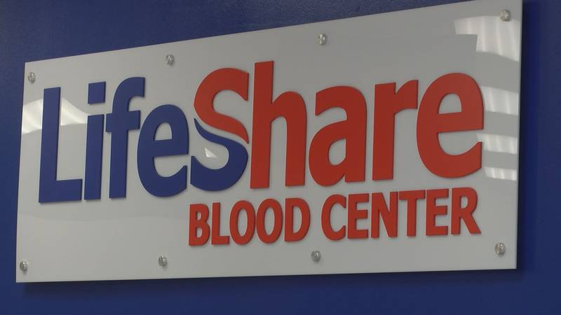 LifeShare is encouraging more people to make the commitment to become blood donors.