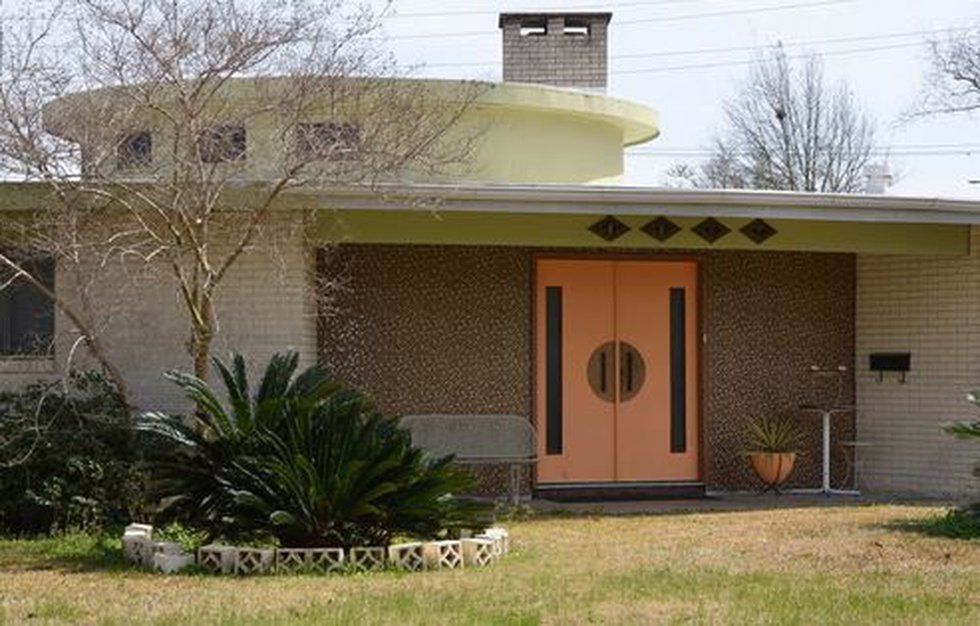 The Guilott Home at 4507 Young Lane in Lake Charles. (Source: Calcasieu Parish Historical...