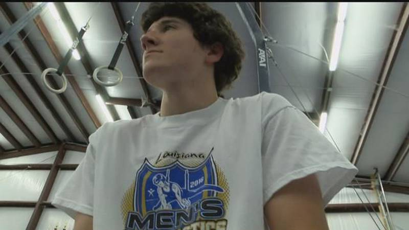 Sports Person of the Week - Paul Guidry