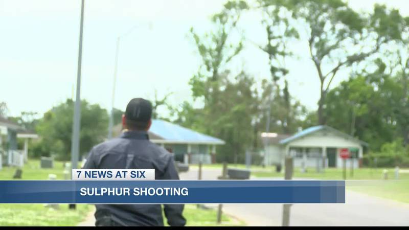 Sulphur police asking community for information in regards to shooting