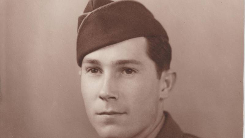 WWII veteran serviced B-27 bombers