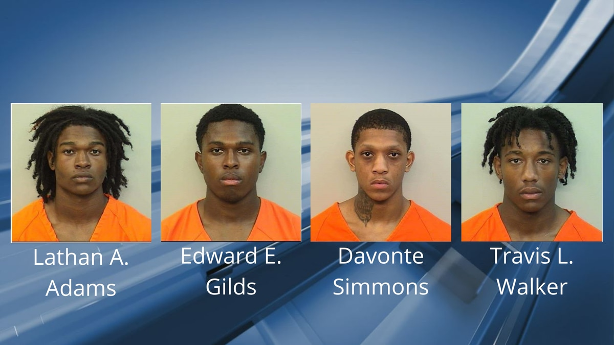 KPLC has learned that three of the four who were arrested are part of the McNeese football team.