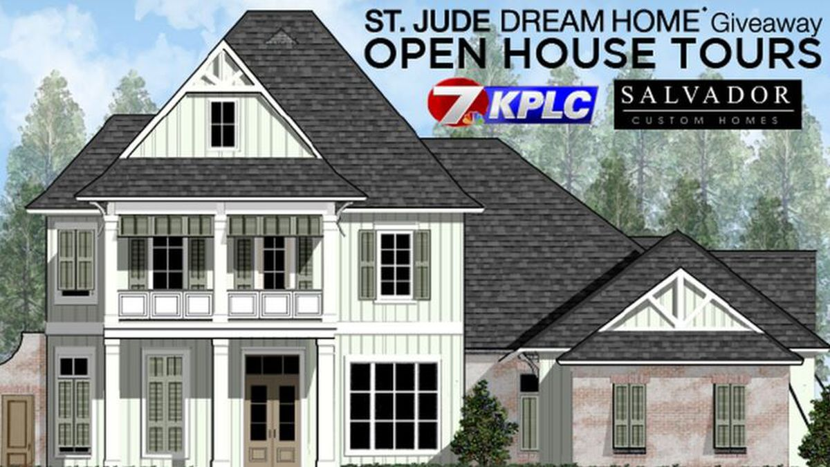 The winner of the 2019 St. Jude Dream Home Giveaway will be announced on Sunday, Sept. 22.