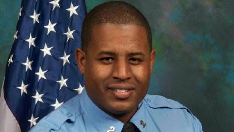 Local NOPD Officer Everett Briscoe was fatally shot in Houston Saturday, Aug. 21.