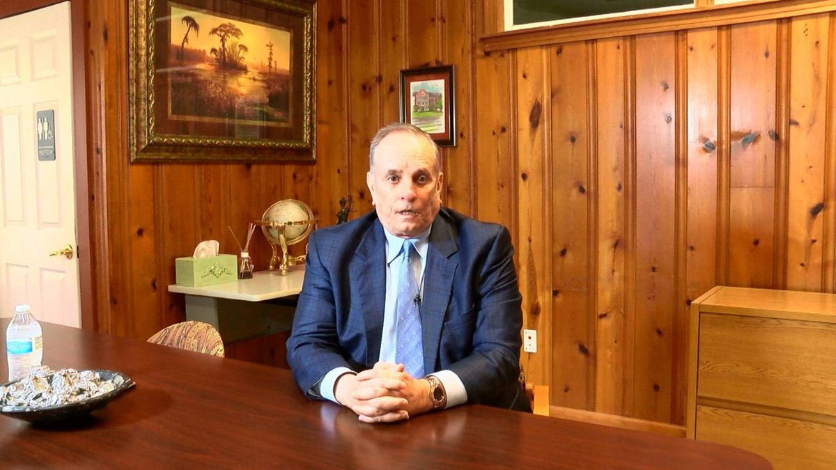 Rick Bryant announced his plans to run for Calcasieu District Attorney.