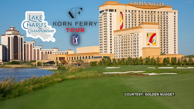 The inaugural Lake Charles Championship, of the Korn Ferry Tour, is set for March of 2022.