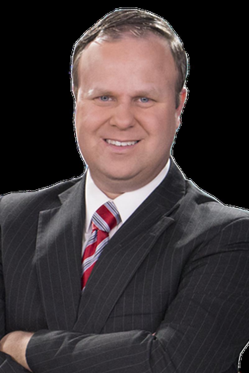 Headshot of Wade Hampton, Meteorologist