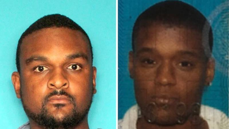 29-year-old Malcon Levy (L) has been arrested in connection with a shooting that injured a...