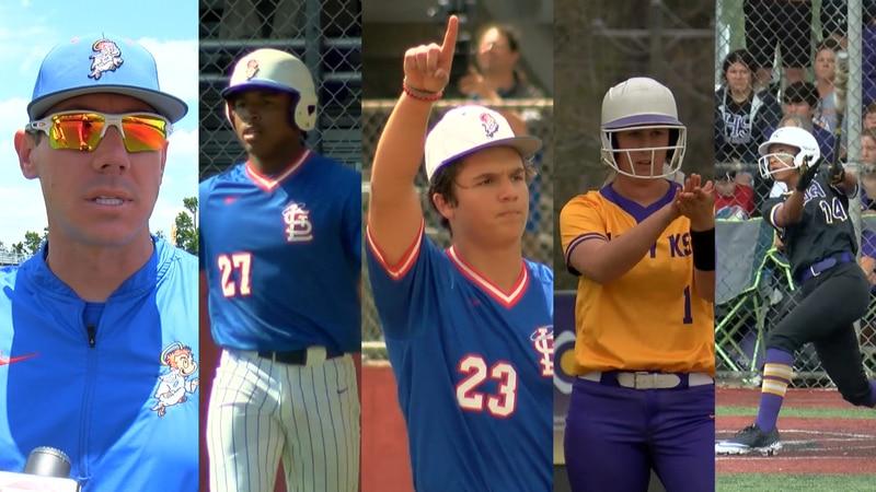 The LSWA announced the Class 3A baseball and softball teams