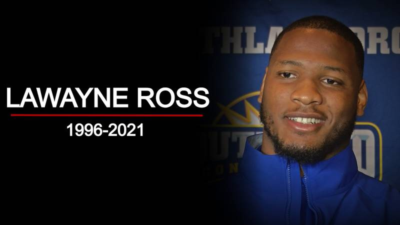 Former McNeese tight end LaWayne Ross, 24, passed away Tuesday morning of the COVID-19 virus...