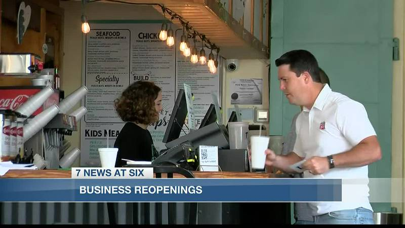 According to City of the Lake Charles' data of occupancy license for businesses, nearly 200 did...