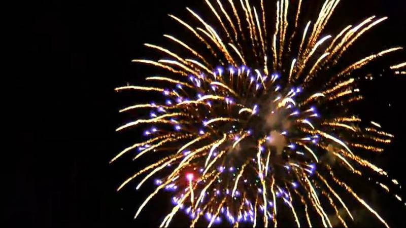 The City of Laurel prohibits shooting off fireworks within city limits.