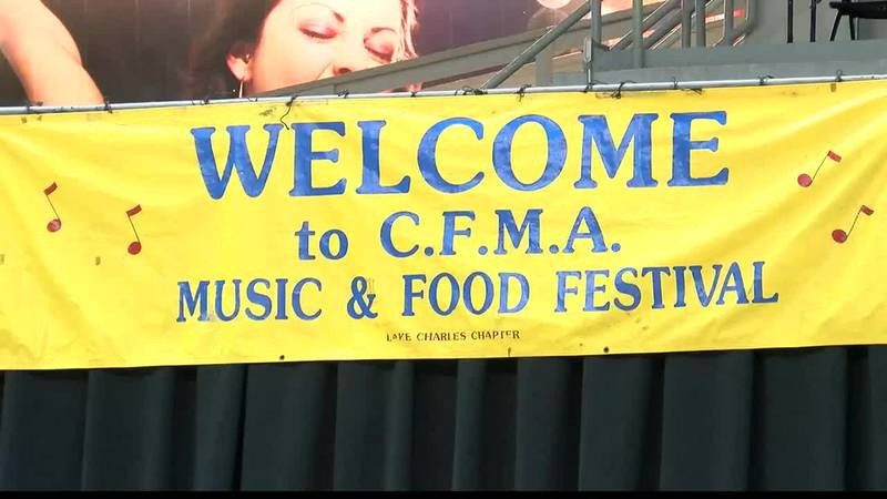 Cajun French Music Association Board Member Charmaine Anderson is encouraging everyone to get...