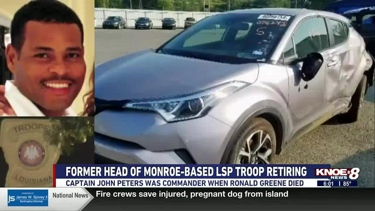 State Police captain who was transferred after Ronald Greene's death is retiring