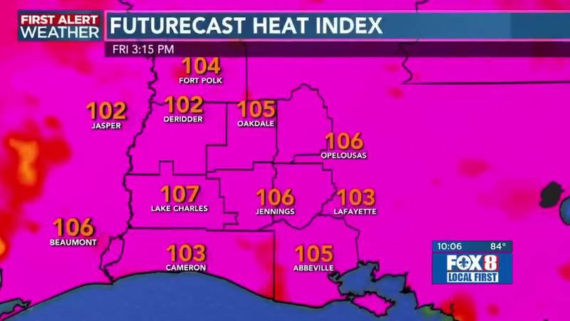 Hurricane Laura: Dangers of Heat Exhaustion