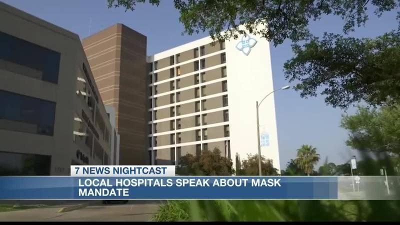 SWLA hospitals speak on Louisiana mask mandate