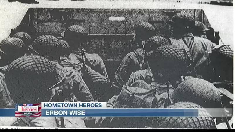 Hometown hero: Erbon Wise