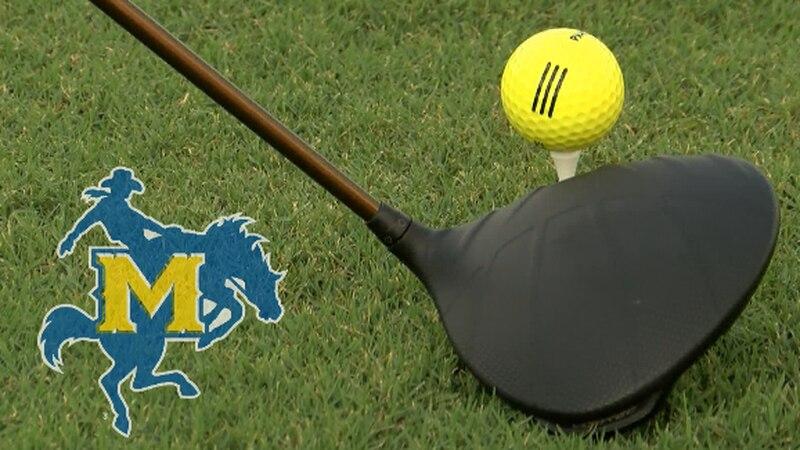 McNeese golf