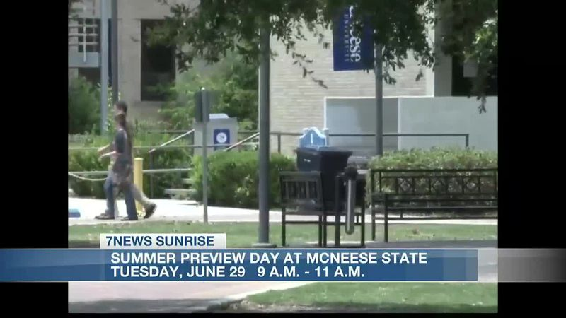 Sunrise Interviews - McNeese Preview Day