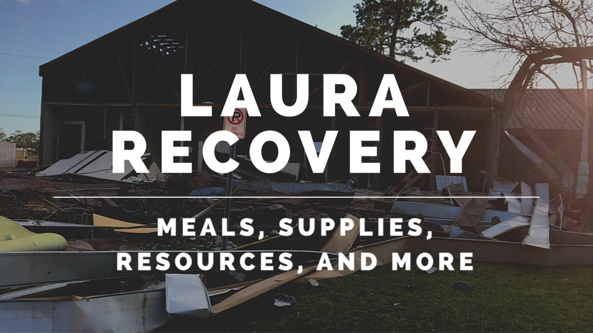 What you need to know as recovery begins from Hurricane Laura.