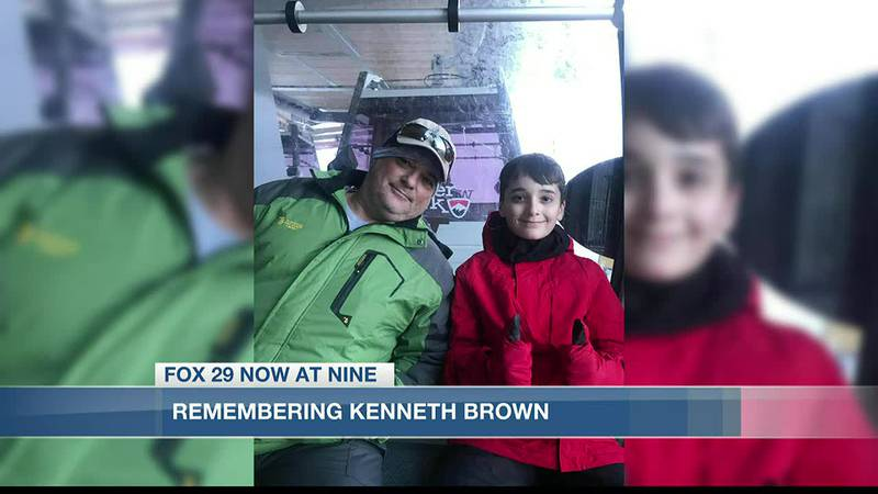 Remembering Chief Training Officer Kenneth Brown