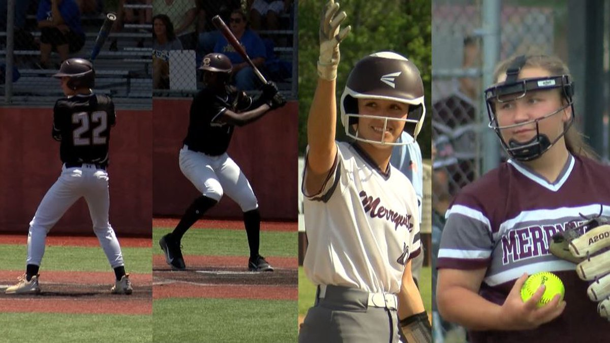 Grand Lake and Merryville each had a pair of All-State selections.