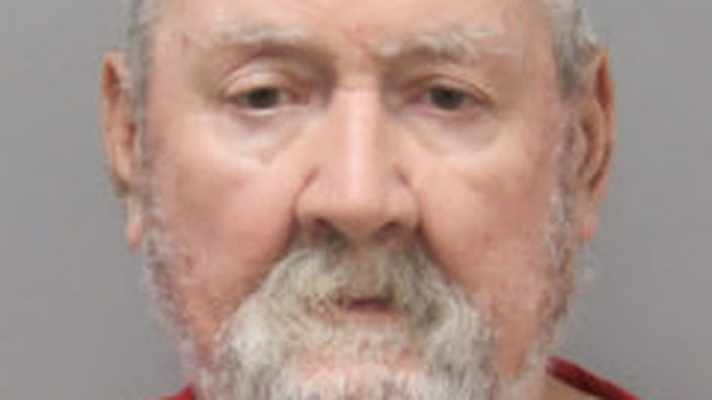 Thomas Kennedy, 70, is accused of shooting a neighbor in the face after an argument.