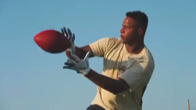 Mark Vital Jr. to pursue an NFL career.