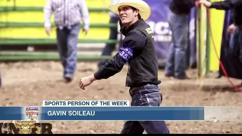 Sports Person of the Week - Gavin Soileau
