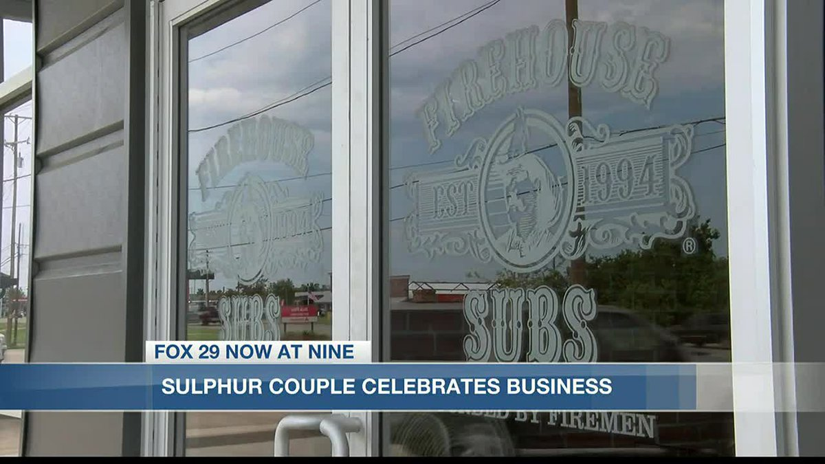 Sulphur couple celebrates the one-year anniversary of their business