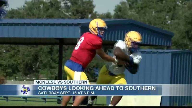Cowboys head back to Baton Rouge this week to face Southern